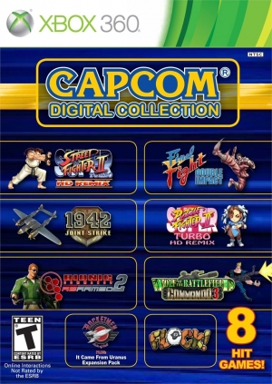 Capcom Digital Colecção