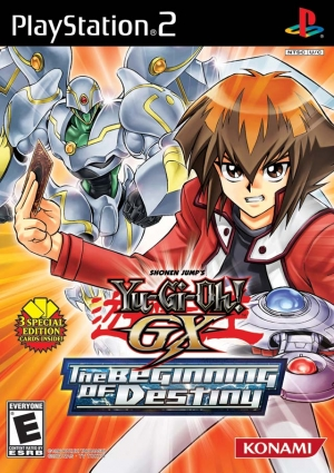 Yu-Gi-Oh! The Beginning of Destiny