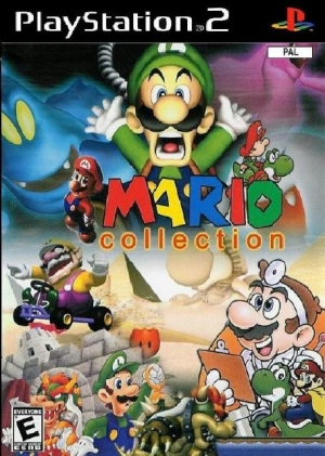 Super Mario Collection