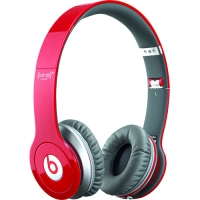 Fone de Ouvido On Ear Solo HD Red - Beats by Dr Dre