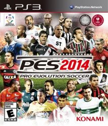 Game Pro Evolution Soccer 2014 - PS3