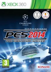 Game Pro Evolution Soccer 2014 - x360